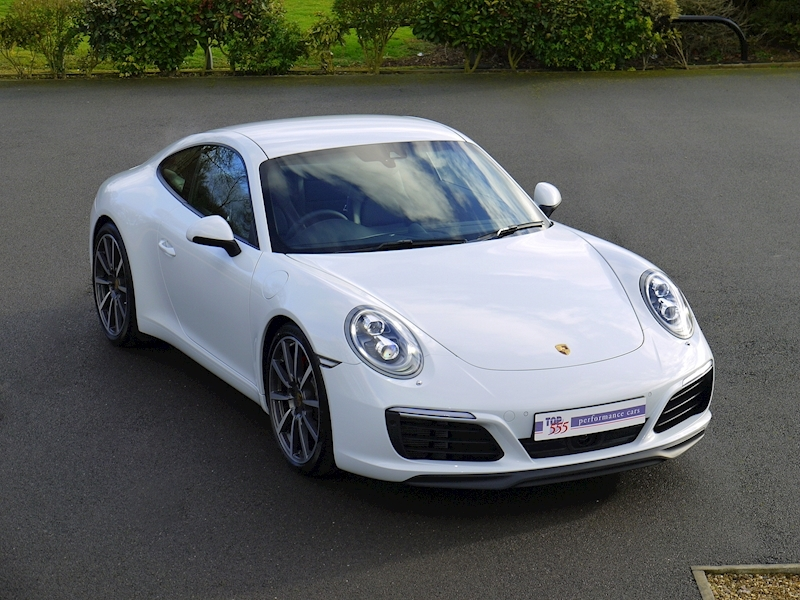Porsche 911 (991.2) Carrera S 3.0 Coupe PDK - Large 0