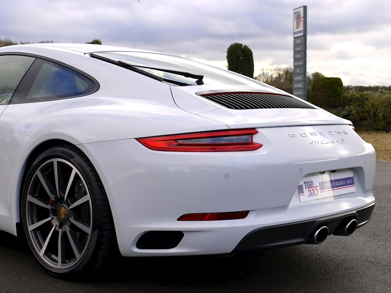 Porsche 911 (991.2) Carrera S 3.0 Coupe PDK - Large 28