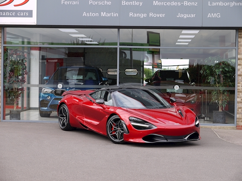Mclaren 720S Performance - Large 48