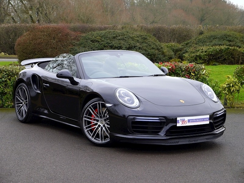 Porsche 911 (991.2) Turbo 3.8 Cabriolet PDK - Large 23