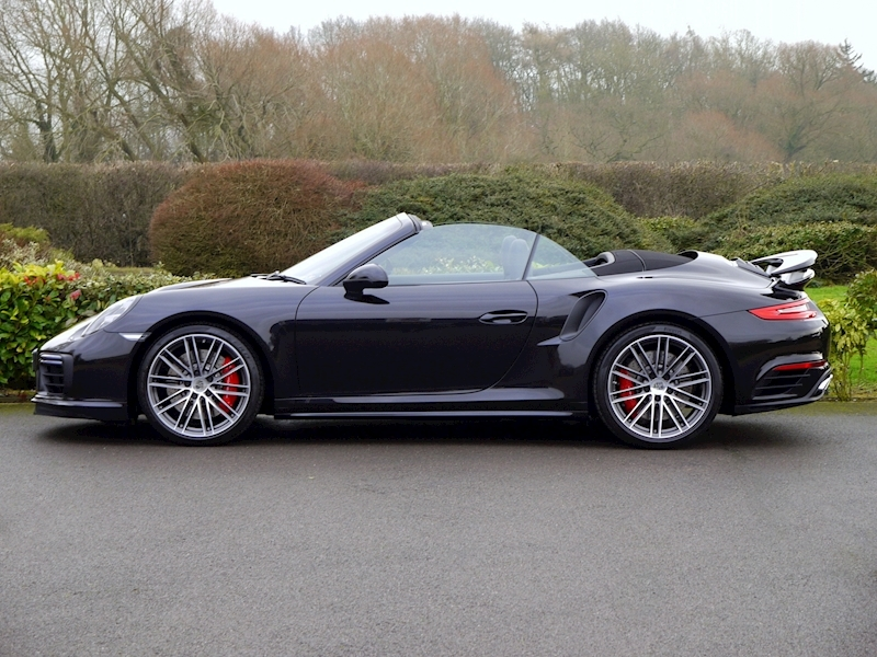 Porsche 911 (991.2) Turbo 3.8 Cabriolet PDK - Large 2