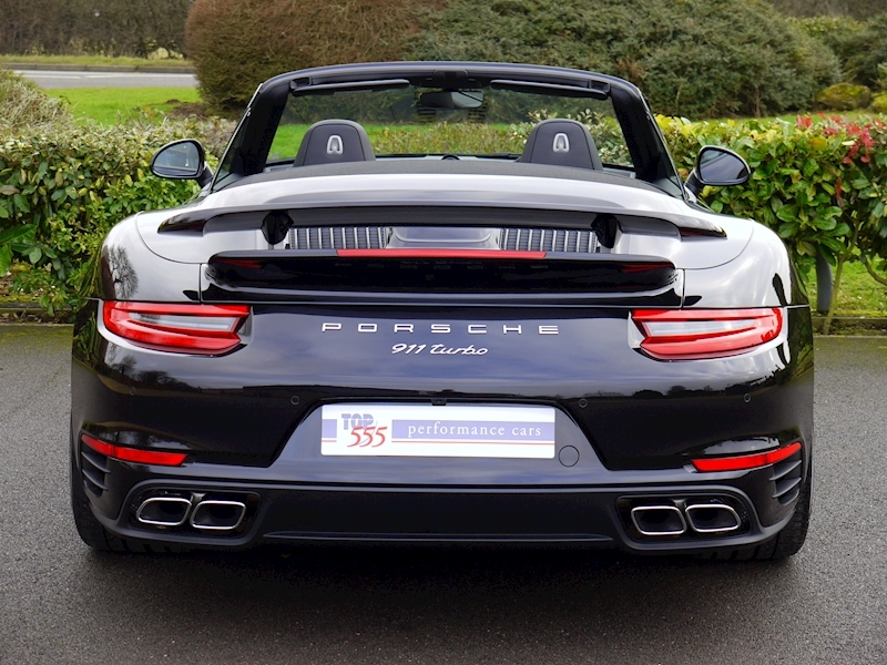 Porsche 911 (991.2) Turbo 3.8 Cabriolet PDK - Large 17