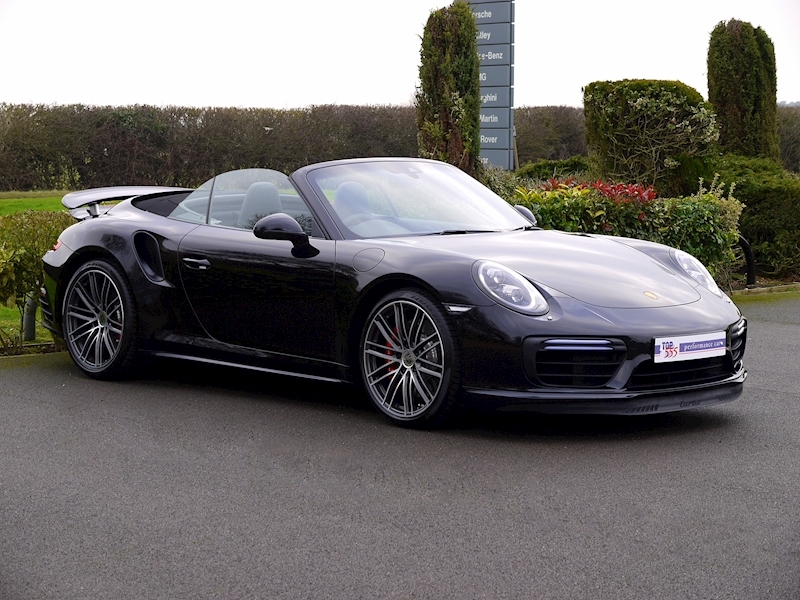 Porsche 911 (991.2) Turbo 3.8 Cabriolet PDK - Large 19
