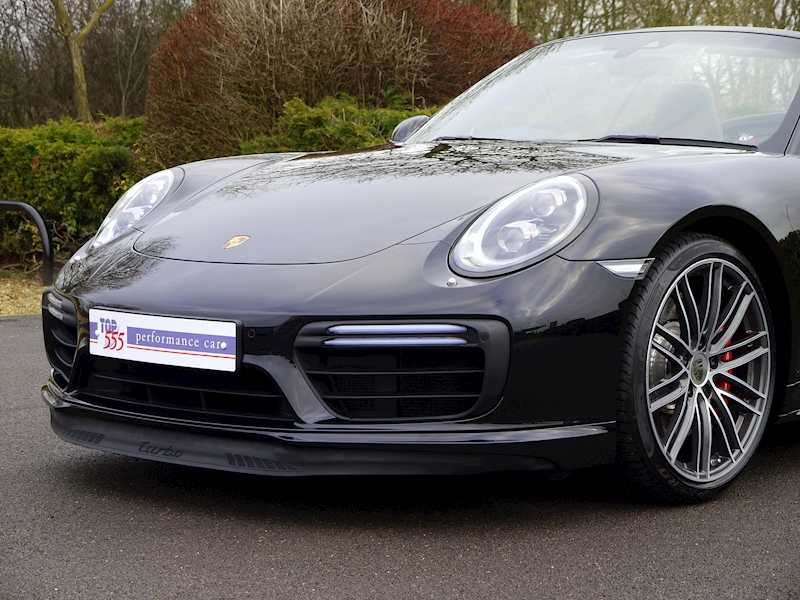 Porsche 911 (991.2) Turbo 3.8 Cabriolet PDK - Large 20