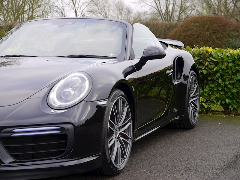 Porsche 911 (991.2) Turbo 3.8 Cabriolet PDK - Large 21