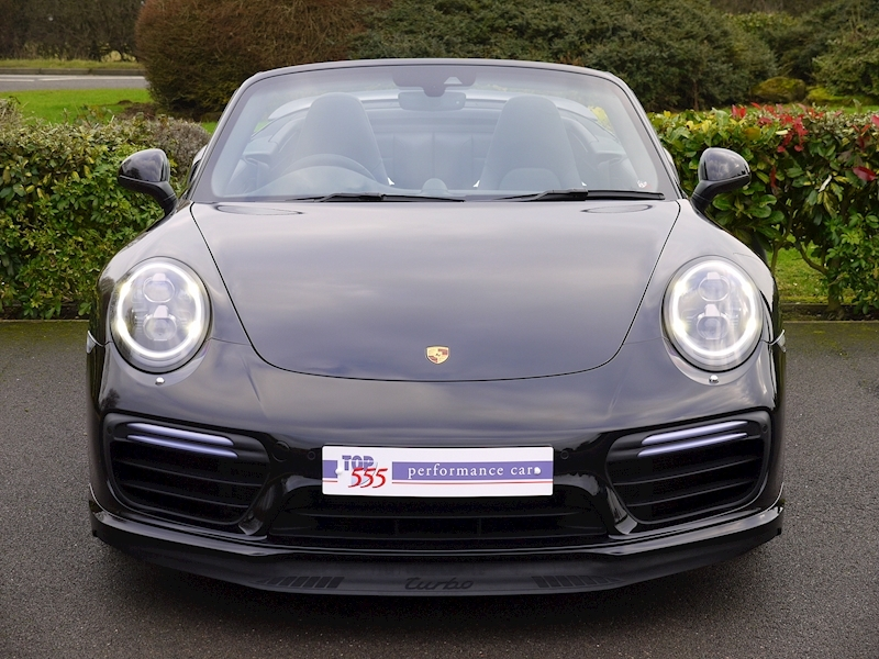Porsche 911 (991.2) Turbo 3.8 Cabriolet PDK - Large 22