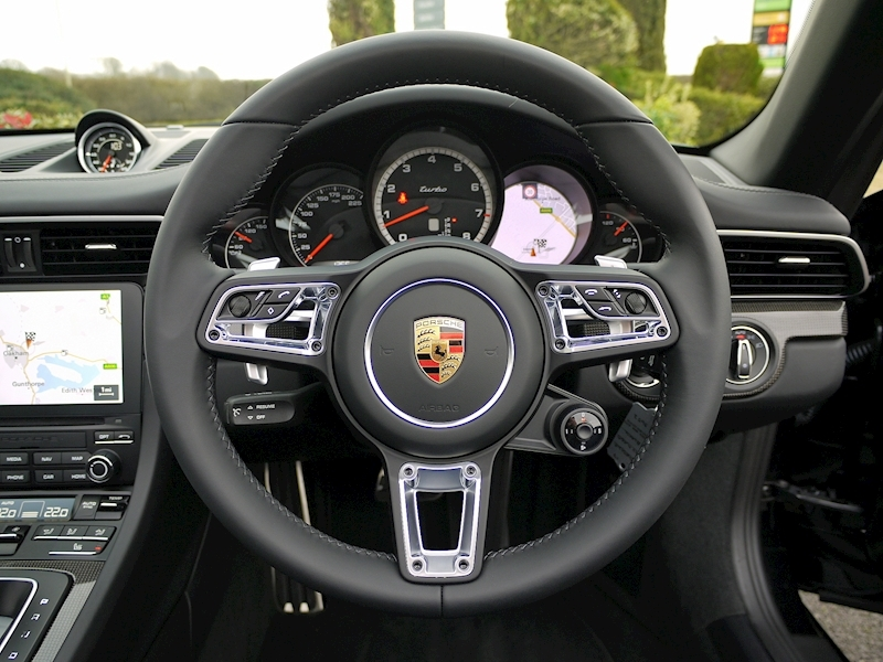 Porsche 911 (991.2) Turbo 3.8 Cabriolet PDK - Large 26