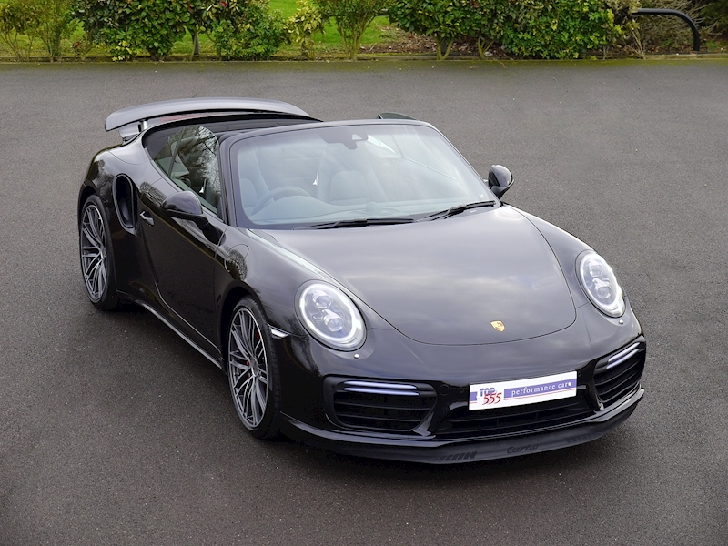 Porsche 911 (991.2) Turbo 3.8 Cabriolet PDK - Large 0