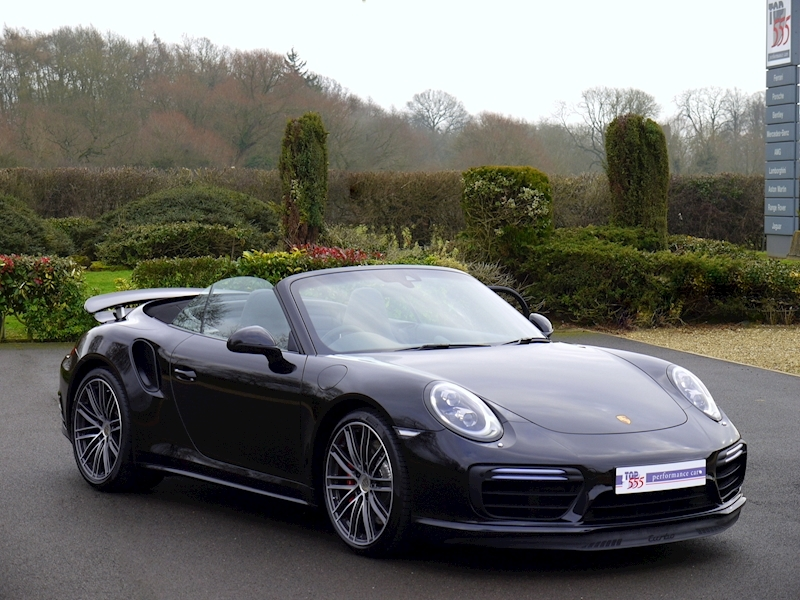 Porsche 911 (991.2) Turbo 3.8 Cabriolet PDK - Large 32
