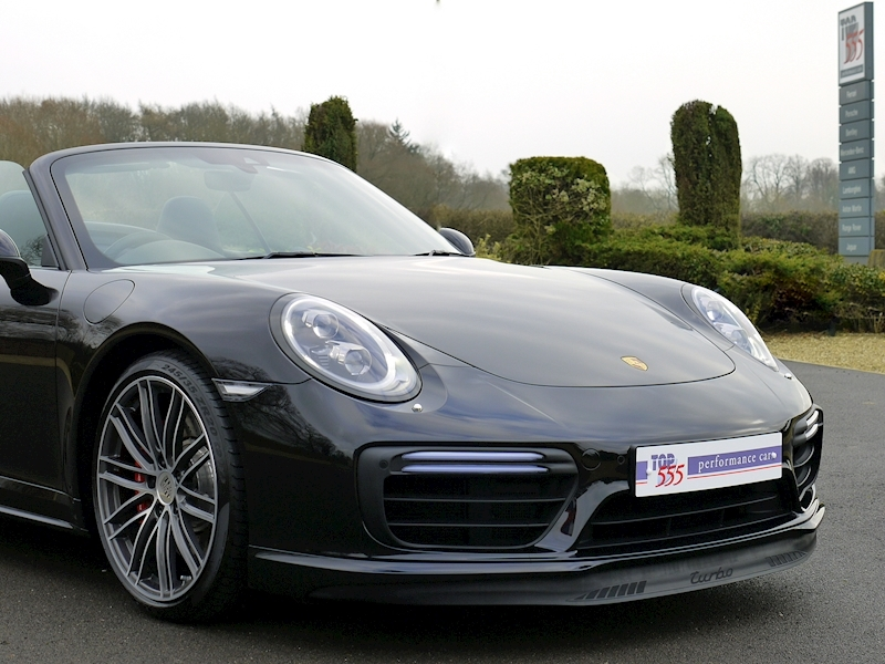 Porsche 911 (991.2) Turbo 3.8 Cabriolet PDK - Large 33