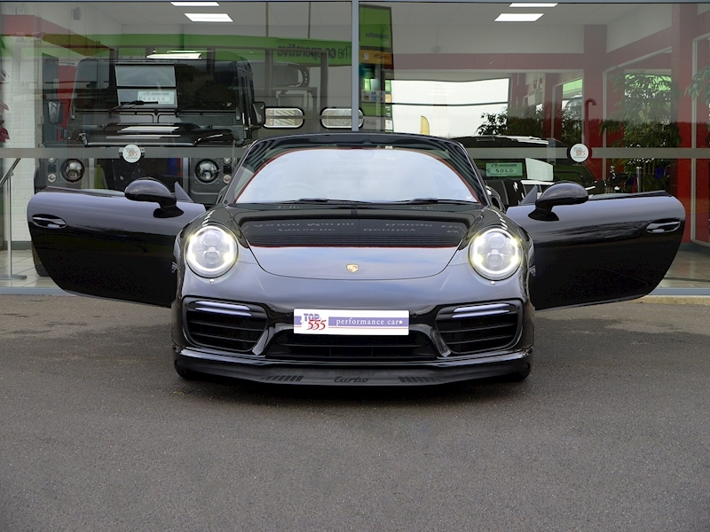 Porsche 911 (991.2) Turbo 3.8 Cabriolet PDK - Large 37