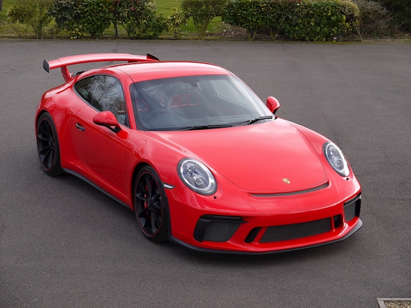 Porsche 911 GT3 4.0 CLUBSPORT - MANUAL - Large 0