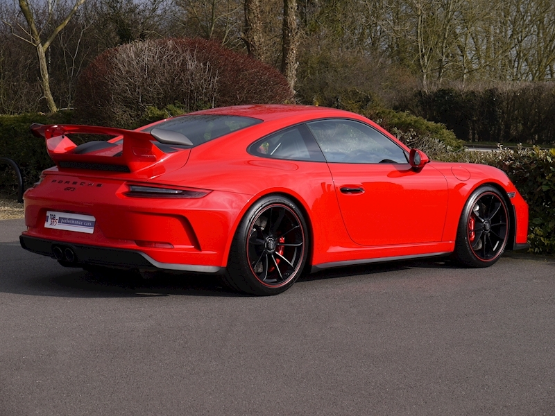 Porsche 911 GT3 4.0 CLUBSPORT - MANUAL - Large 16