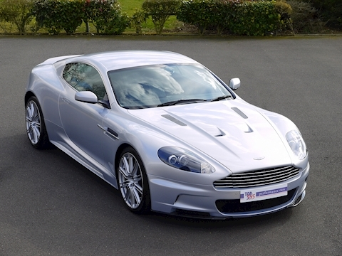 Aston Martin DBS 6.0 V12 Coupe - Manual