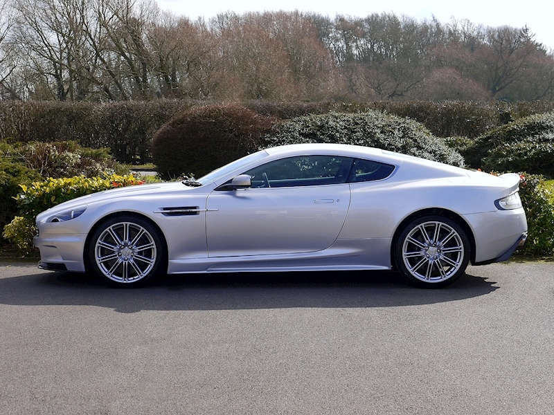 Aston Martin DBS 6.0 V12 Coupe - Manual - Large 2