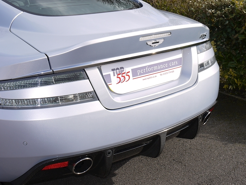 Aston Martin DBS 6.0 V12 Coupe - Manual - Large 4