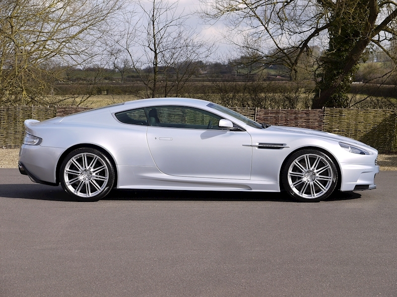 Aston Martin DBS Coupe Manual - Large 6