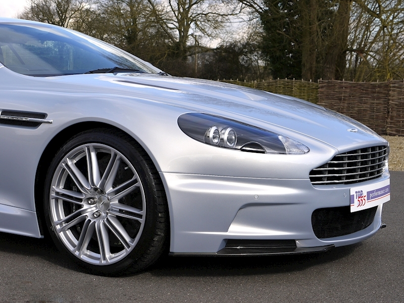Aston Martin DBS Coupe Manual - Large 13