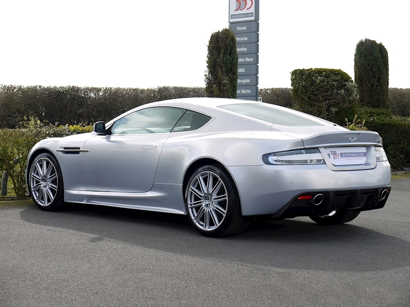 Aston Martin DBS Coupe Manual - Large 14