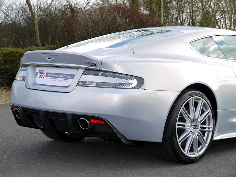 Aston Martin DBS 6.0 V12 Coupe - Manual - Large 15