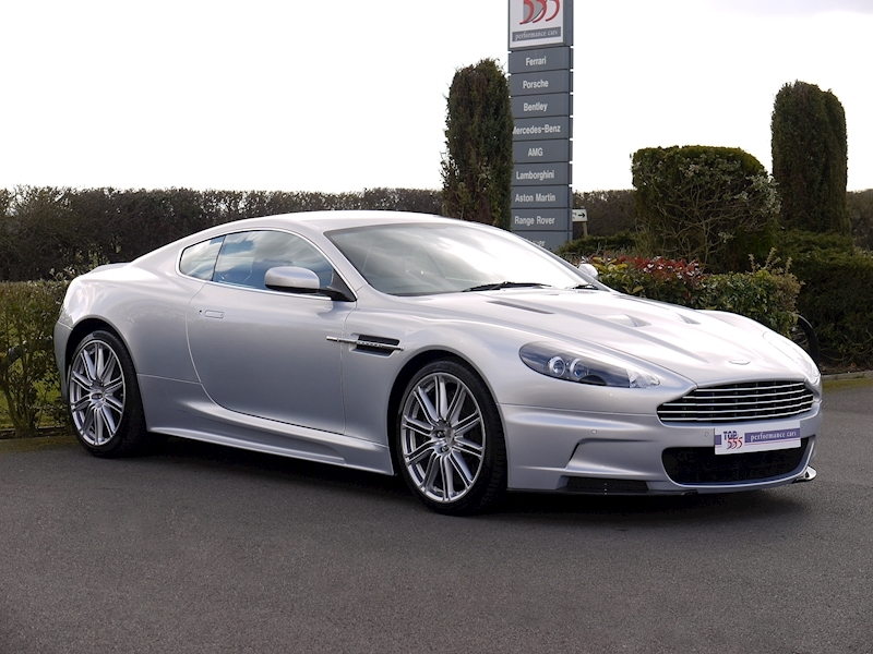 Aston Martin DBS Coupe Manual - Large 22