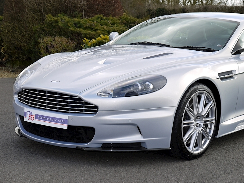 Aston Martin DBS 6.0 V12 Coupe - Manual - Large 23