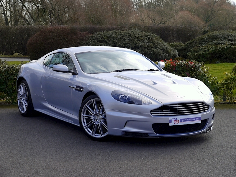 Aston Martin DBS 6.0 V12 Coupe - Manual - Large 29