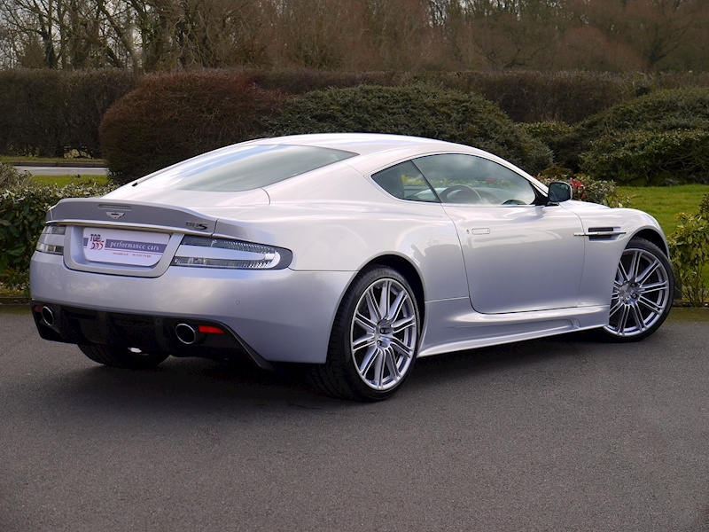 Aston Martin DBS 6.0 V12 Coupe - Manual - Large 30