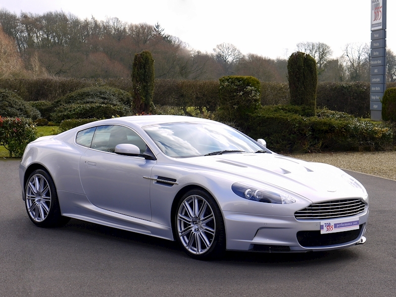 Aston Martin DBS Coupe Manual - Large 32