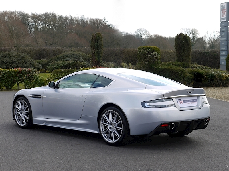 Aston Martin DBS Coupe Manual - Large 33