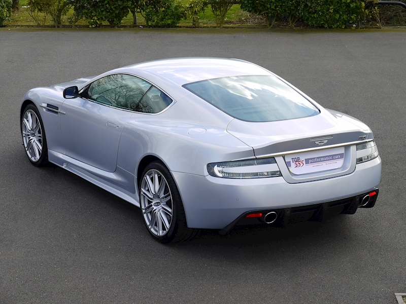 Aston Martin DBS 6.0 V12 Coupe - Manual - Large 34
