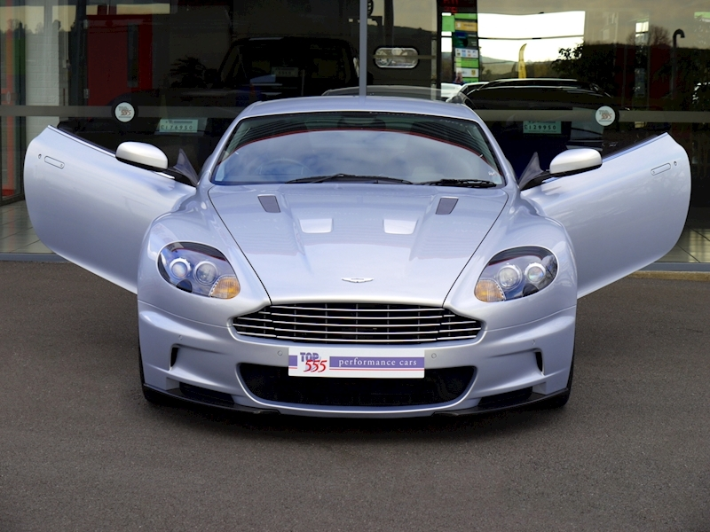 Aston Martin DBS 6.0 V12 Coupe - Manual - Large 36