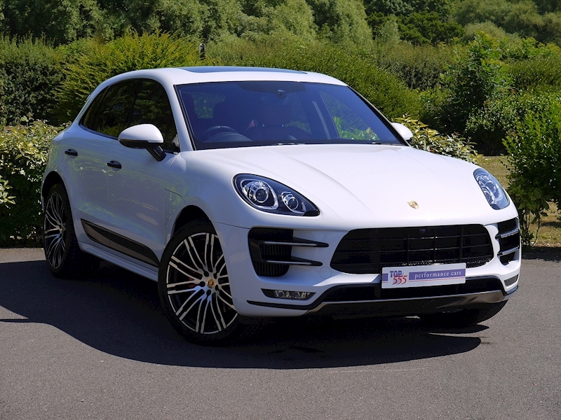 Porsche Macan Turbo 3.6 PDK - Large 0