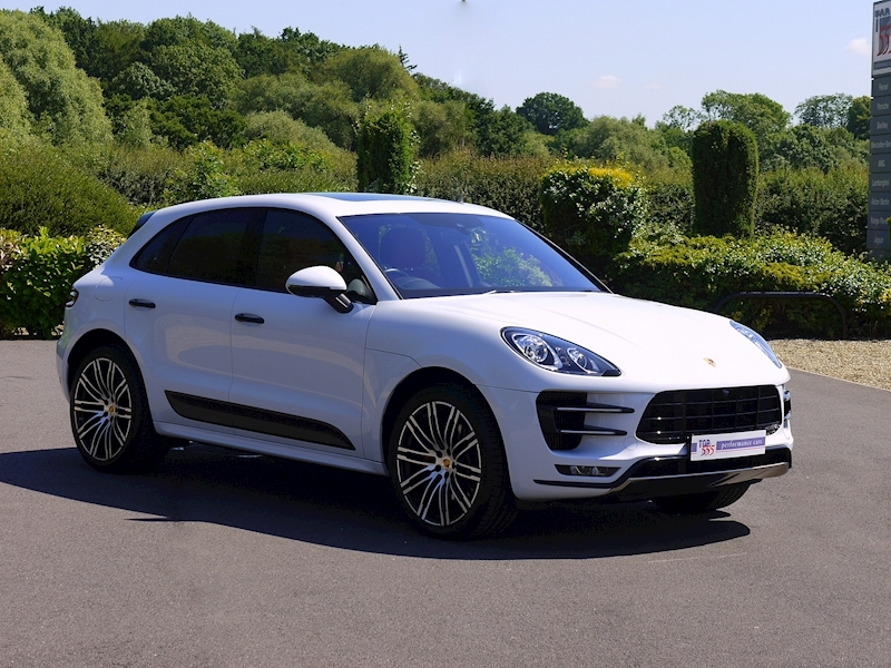 Porsche Macan Turbo 3.6 PDK - Large 14
