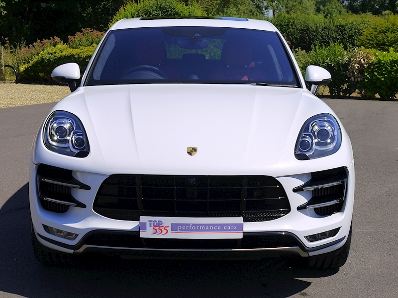 Porsche Macan Turbo 3.6 PDK - Large 15