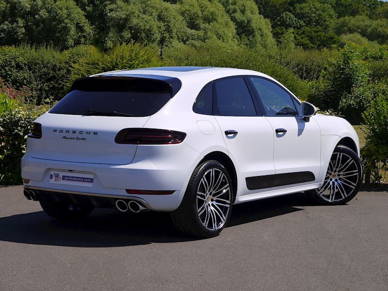 Porsche Macan Turbo 3.6 PDK - Large 16