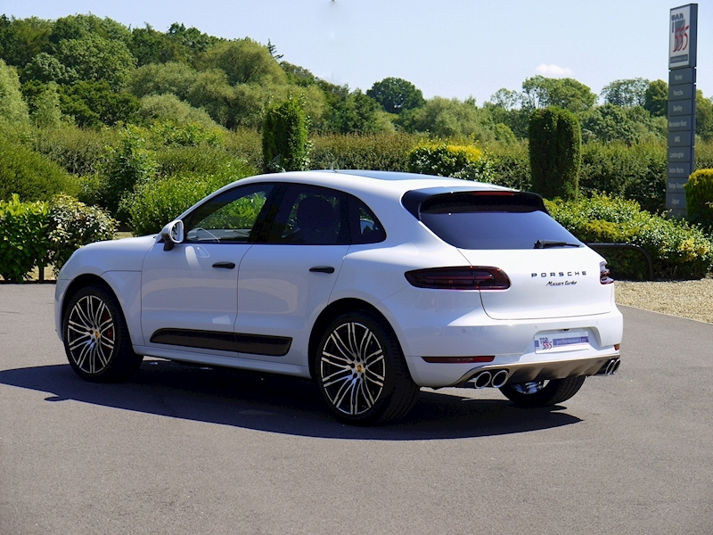 Porsche Macan Turbo 3.6 PDK - Large 17