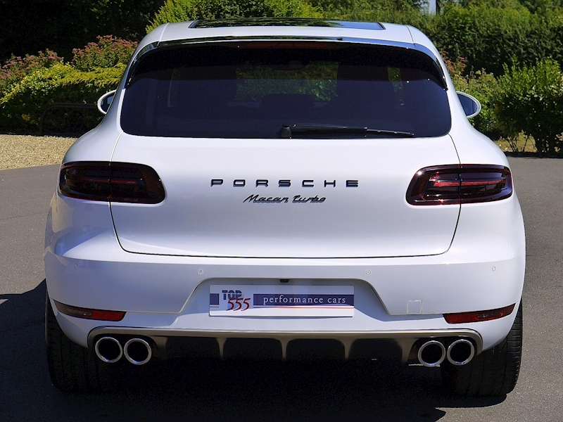 Porsche Macan Turbo 3.6 PDK - Large 18