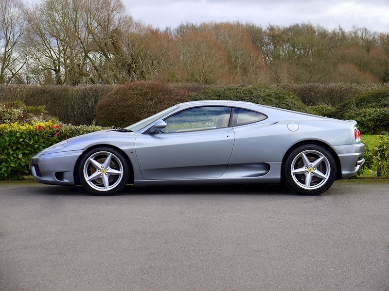 Ferrari 360 Modena - Manual - Large 2