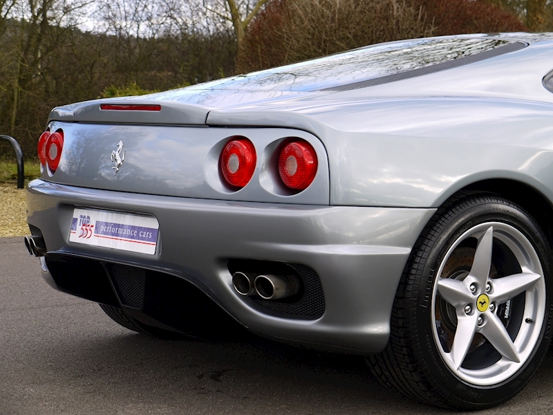 Ferrari 360 Modena - Manual - Large 12