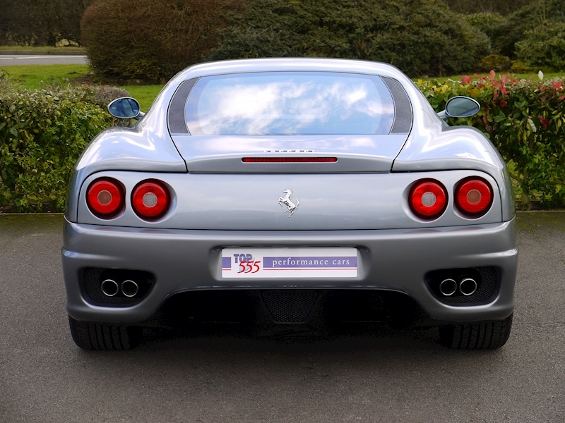 Ferrari 360 Modena - Manual - Large 16