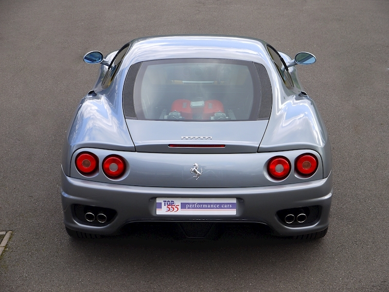 Ferrari 360 Modena - Manual - Large 18
