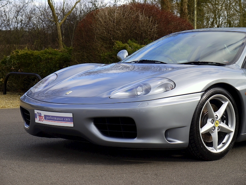 Ferrari 360 Modena - Manual - Large 20