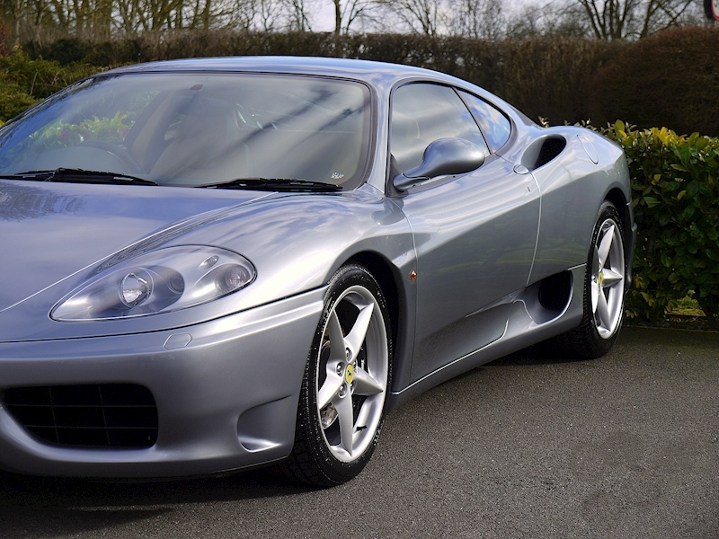 Ferrari 360 Modena - Manual - Large 21