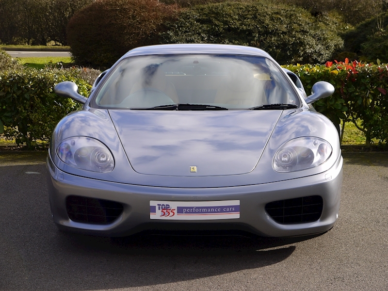 Ferrari 360 Modena - Manual - Large 22