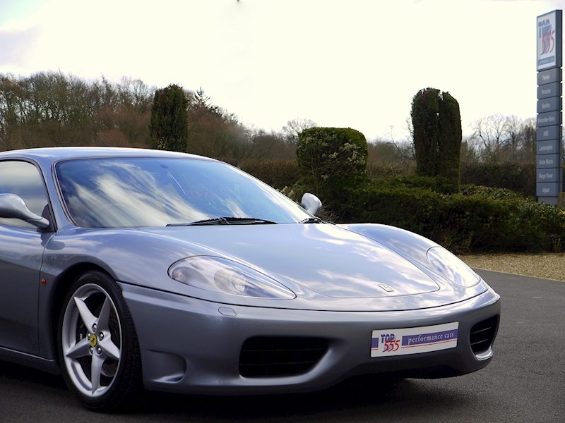 Ferrari 360 Modena - Manual - Large 33