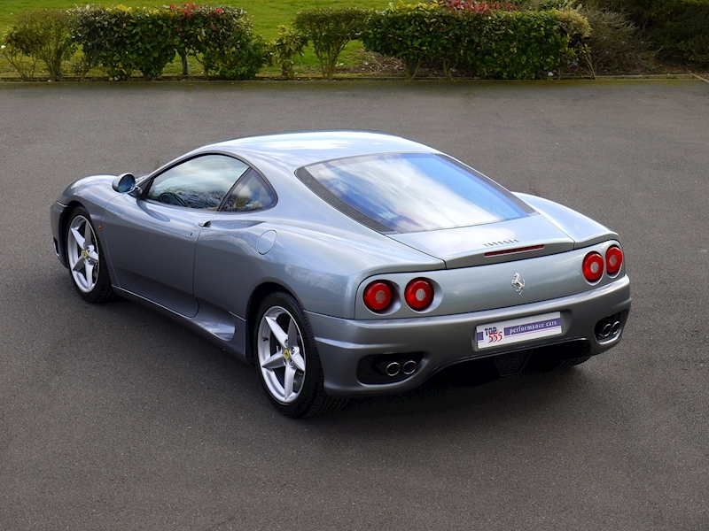 Ferrari 360 Modena - Manual - Large 34
