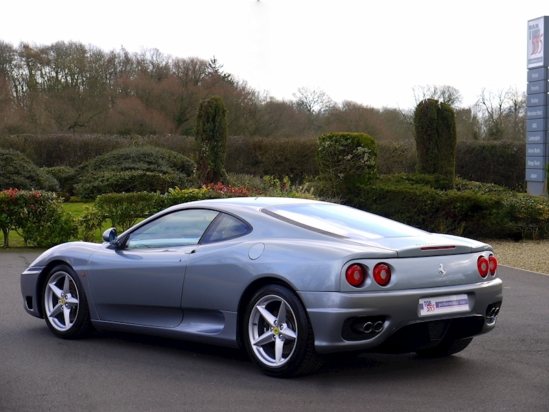 Ferrari 360 Modena - Manual - Large 35