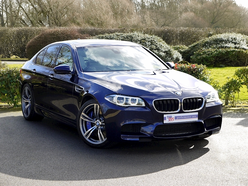 Bmw M5 4.4 SALOON DCT - Large 19