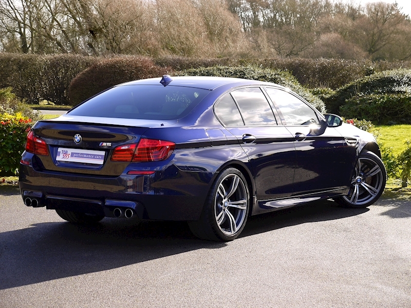 Bmw M5 4.4 SALOON DCT - Large 22